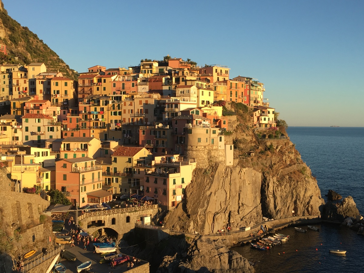 Cinque Terre:  3 Days in the Italian Riviera