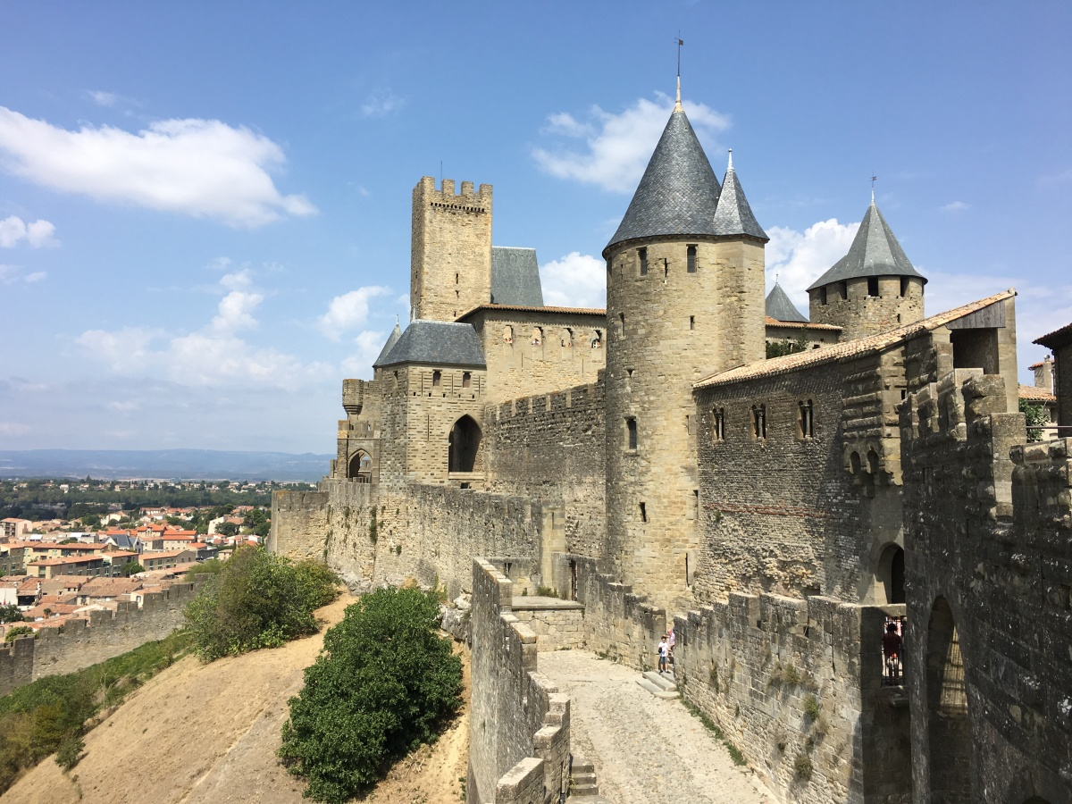 Medieval Languedoc:  3 Days in Carcassonne, Minerve & Albi