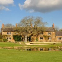 English Manor Life:  Rent Hall Farm House