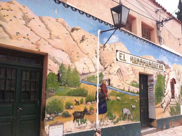 Salta mural
