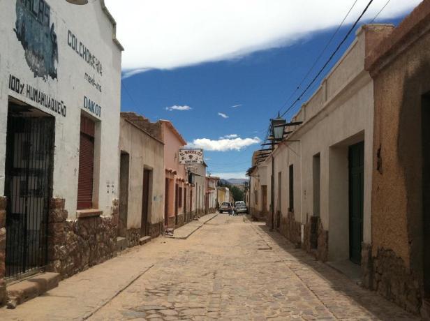 Salta streets